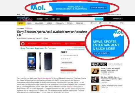 Διαφήμιση Google στη Θεσσαλονίκη - Δείγμα