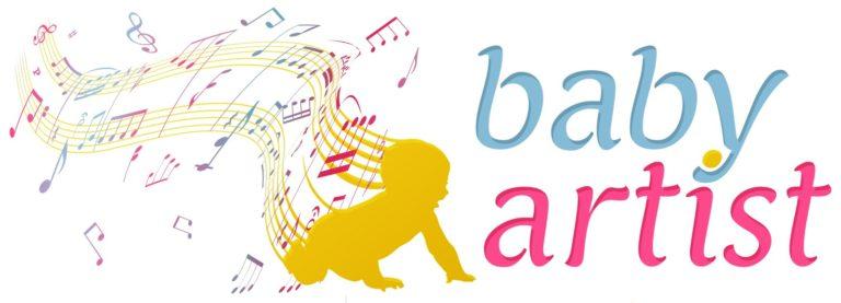 Babyartist logo 1b