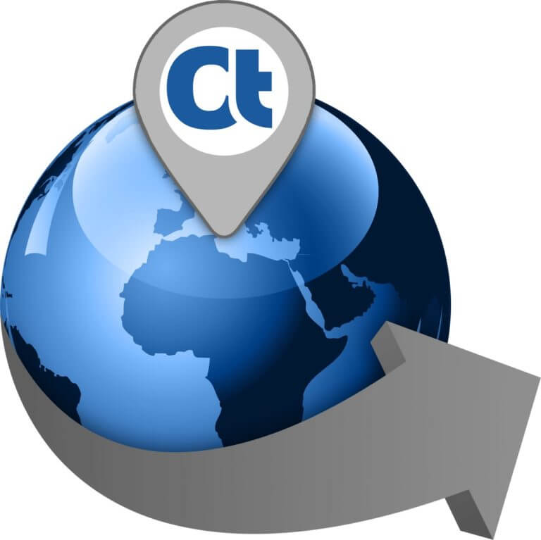Commander travel logo 2β