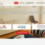 Κατασκευή Ιστοσελίδας σε διαμέρισμα Airbnb στη Θεσσαλονίκη